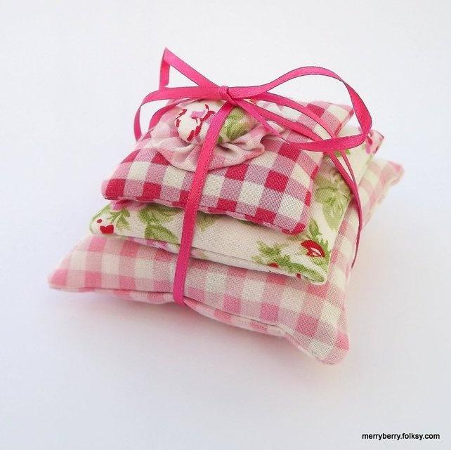 Lavender Bag Trio £4.00