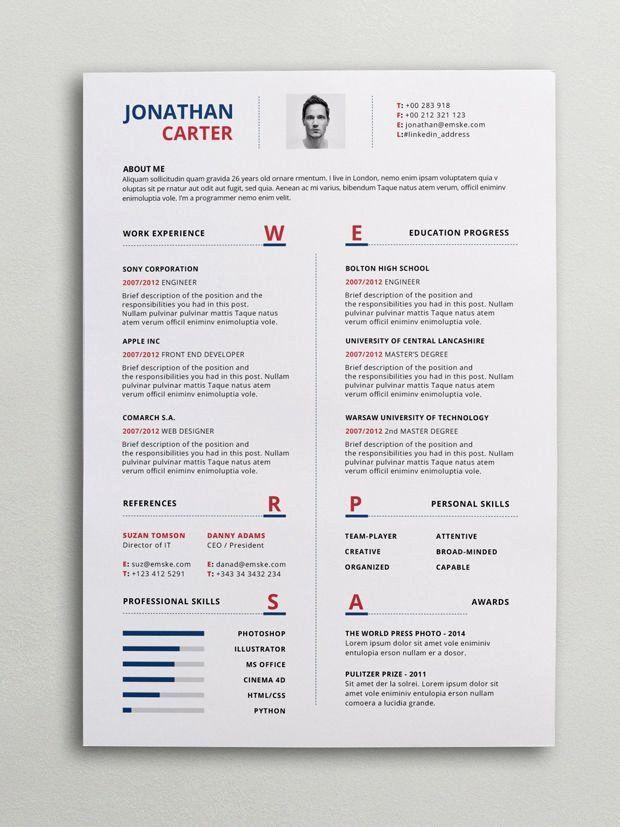 Modern Resume Template Word Luxury Modern Resume Cv Template Curriculum Vitae Resume Template Word Modern Resume Template Free Resume Template Word