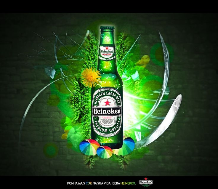 Top 25 ideas about Heineken on Pinterest | Creative ...