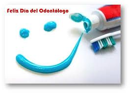 Resultado de imagen para feliz dia del odontologo