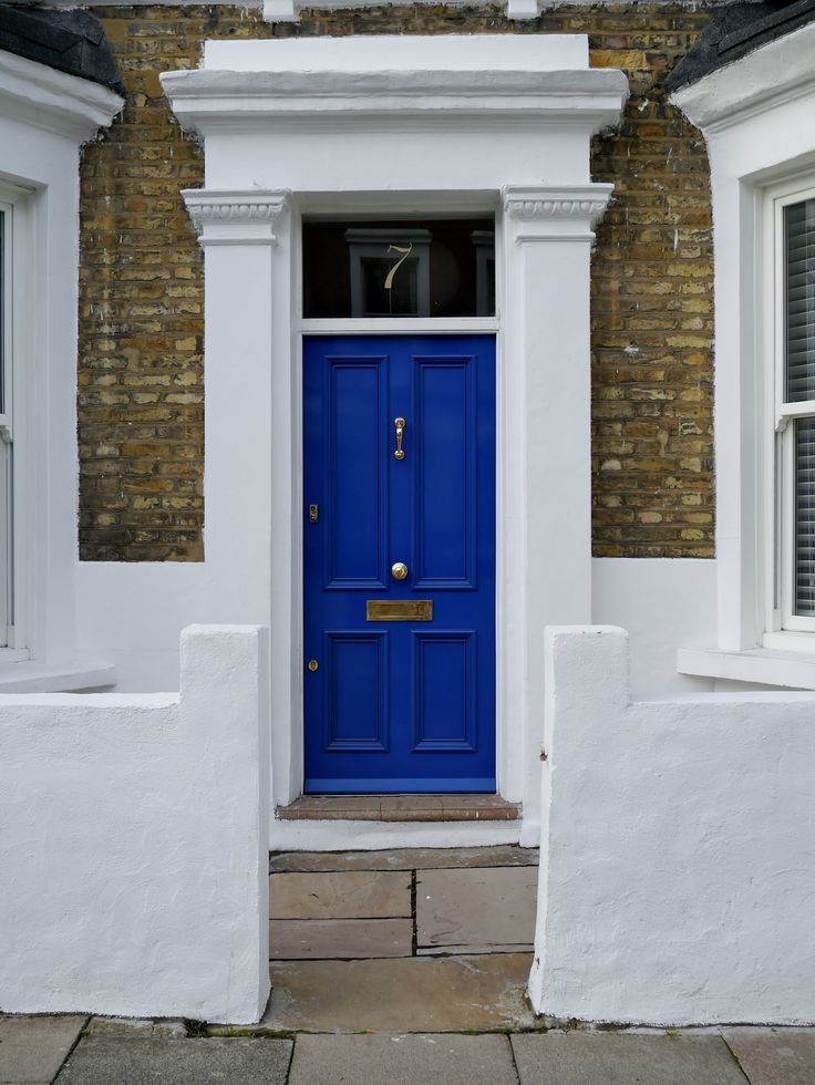 11 best Blue door, I saw you standing alone images on Pinterest