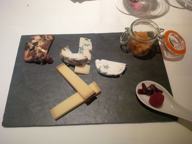 Small cheese variation @ Restaurant Krone Adliswil