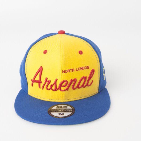 Arsenal Away North London SnapBack  510dabbd0ec