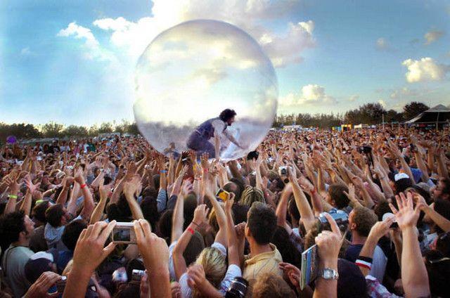 Pitchfork Music Festival via brit.co #Music_Festival #Pitchfork