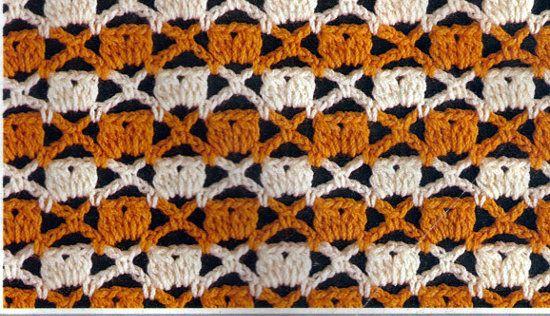 106 best Coleccion de Puntos a crochet images on Pinterest ...