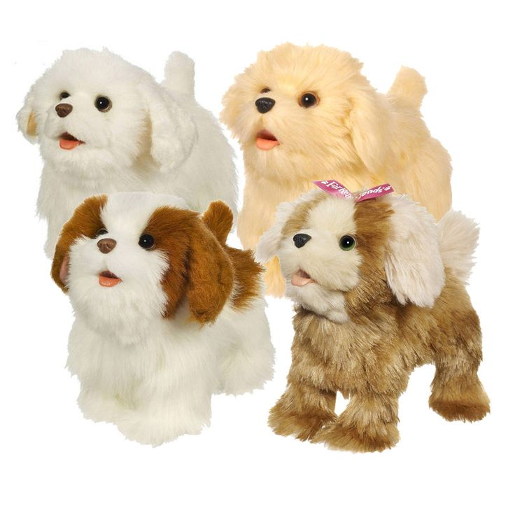 Fur Real Walking Puppies Assorted Toys R Us Australia