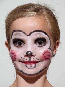 Die besten 25 Maus schminken Ideen auf Pinterest  Minnie