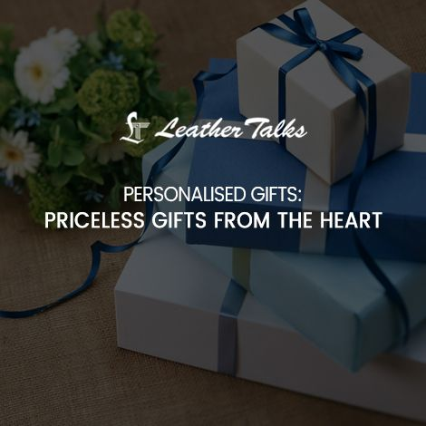 Pick out a gift that would appeal to the person's sense for whom it has been purchased. Personalised gifts are a great way to make someone feel special.  Check out http://leathertalks.com/blog/personalised-gifts-priceless-gifts-from-the-heart/
