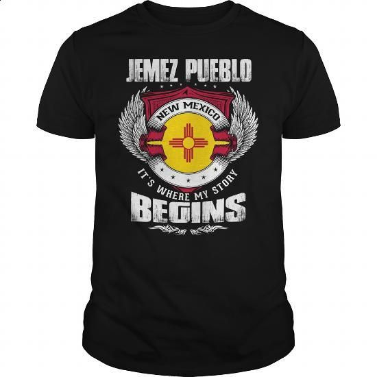 JEMEZ PUEBLO-NEW MEXICO Story2 044 - #long sleeve shirt #custom sweatshirt. ORDER HERE => https://www.sunfrog.com/States/JEMEZ-PUEBLO-NEW-MEXICO-Story2-044-Black-Guys.html?60505