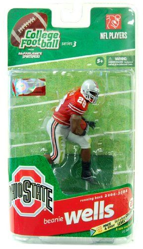 McFarlane Toys NCAA COLLEGE Football Sports Picks Series 3 Action Figure Beanie Wells (Ohio State Buckeyes) Red Jersey Unknown,http://www.amazon.com/dp/B004J7H3WS/ref=cm_sw_r_pi_dp_xrEPsb0EJRD3R8X2