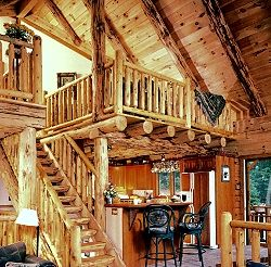 614 Best Log Home Images On Pinterest Country Homes Log