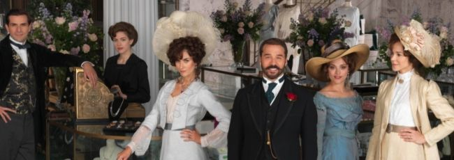 Mr. Selfridge (Pan Selfridge) — 1. série