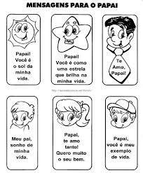Professora Marcia Valeria: Atividades Diversas com Presentes para O Dia dos Pais... 10/08/2014