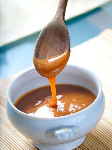Caramel crémeux : texture toute douce pour napper ses gâteaux, tartes...
