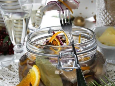 Apelsinsill med stjärnanis - Allt om Mat