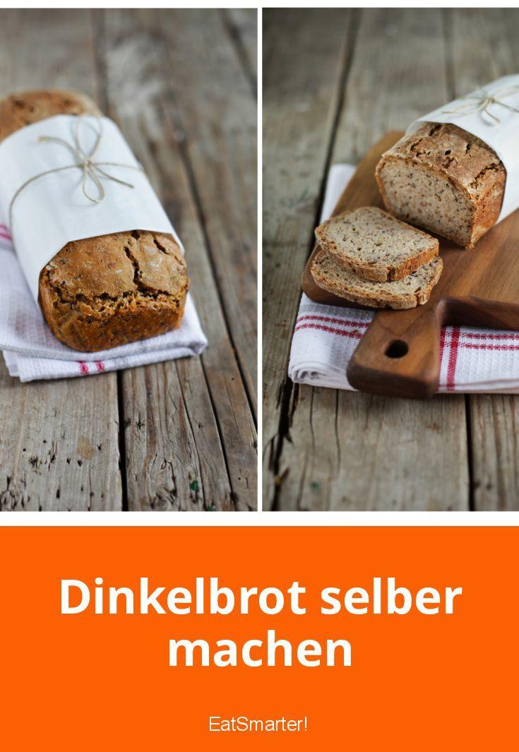 Schnelles Dinkelbrot Selber Machen Brot Pinterest Dinkelbrot