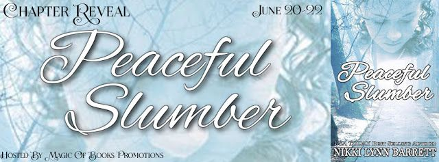 Tracey A Wood's - The Author's Blog - Blog spot: Peaceful Slumber by Nikki Lynn Barrett - Chapter R...