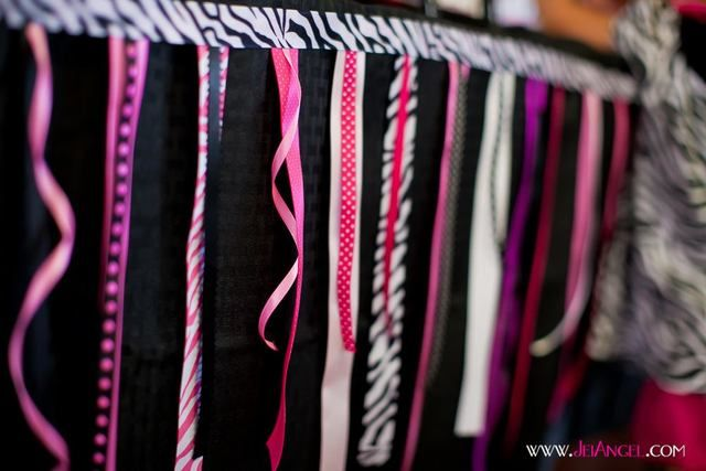 "Photo 5 of 20: Hot Pink with Zebra Print / Birthday ""Zebra Print 30th Birthday Bash""   Catch My Party"