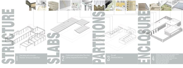 Image 21 of 43 from gallery of Senior Citizen Community Center / f451 Arquitectura. Sketch
