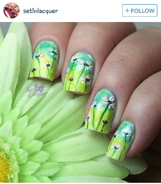 Mejores 74 imágenes de nail art que me inspiran en Pinterest | Arte ...