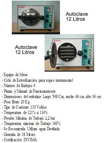 ESTOS SON!! AUTOCLAVE, Aproveche Precios 2015, AUTOCLAVES MINICLAVE, 5,5 lts, 12 Lts, 18 Lts, 25 lts Garantía 18 meses y registro INVIMA www.insumosdental... Cel: 3143834784 - 3202276933 Whatsapp: +57 3143834784 Pagina facebook: www.facebook.com/... Bogota - Colombia #unidadesdraco #odontologia #odontologo #odontologos #odontologocolombiano #unidadesodontologicas #autoclaves #insumosdentales #draco #esterilizacion #autoclavesminiclave #miniclave