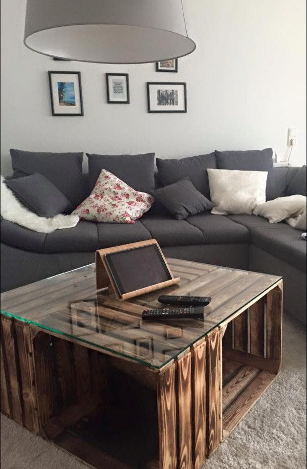 11 besten Tisch Bilder auf Pinterest Palettenmöbel, Paletten - wohnzimmertisch aus paletten