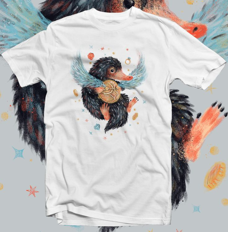 "NEW TEE | ""Beast's Treasure"" by ManuelDA is only $15 right now on TeeFury!"