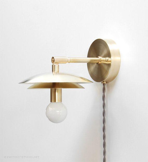 Modern Wall Lamp  Modern Sconce  Modern Wall by PhotonicStudio