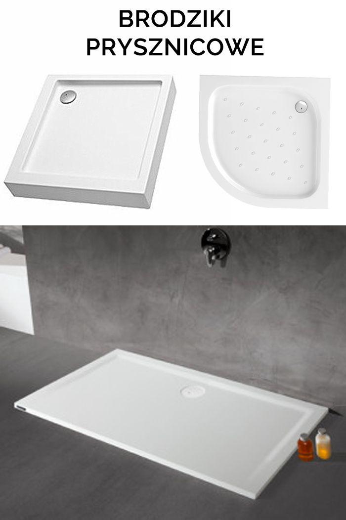 Brodziki Prysznicowe Polokragle Kwadratowe I Prostokatne Ponad 480 Modeli W Roznych Wymiarach Bathtub Bathroom