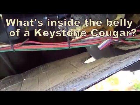 inside the belly keystone cougar 276rlswe fifth wheel ac generator wiring diagram ac generator wiring diagram ac generator wiring diagram ac generator wiring diagram
