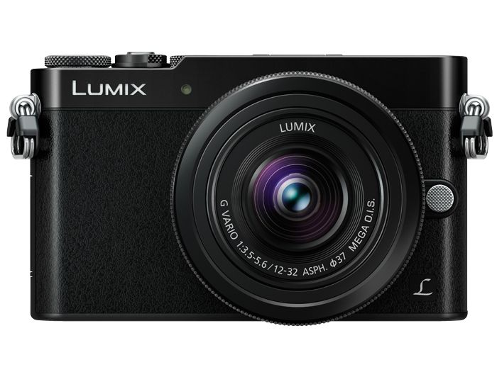 Panasonic DMC-GM5KK - LUMIX GM5 Interchangeable Single Lens Camera (DSLM) Plus 12-35mm Kit Lens - DMC-GM5K