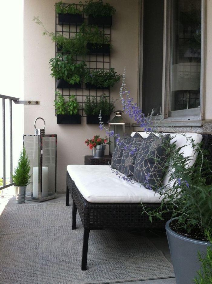 ▷ 1001 + idées d\'aménagement d\'un jardin, balcon ou terrasse avec ...