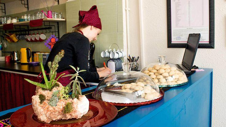Zeze Cafe - Antalya cafeler . Çalışma zamanı...