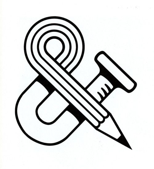 Dave Epstein, Logo Design, Aigas Design, Graphics Design, Ampersand Art, Ampersand Logo, Types, Design Archives, Ampersand Typography