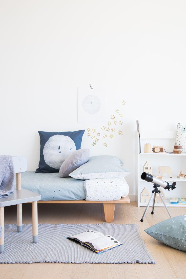 Ropa de cama para niños. Estilo nórdico para niños. Diseñada y fabricada en España. Ropa de cama infantil . Kids Room Inspiration #duvetcover #fundanordica #kidsroom