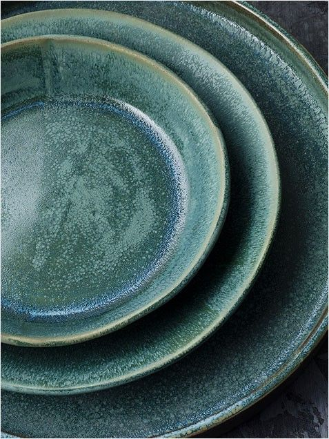 eat off blue plates - psychologically causes you to eat less!