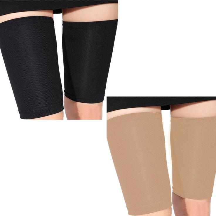 New Fashion Thin Thigh Leg Shaper Burn Fat Socks Compression Stovepipe Leg Warmer Leg Slimming HB88