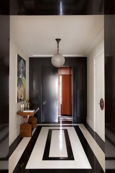 Duplex, Montaigne, Paris | Projects | CS decoration