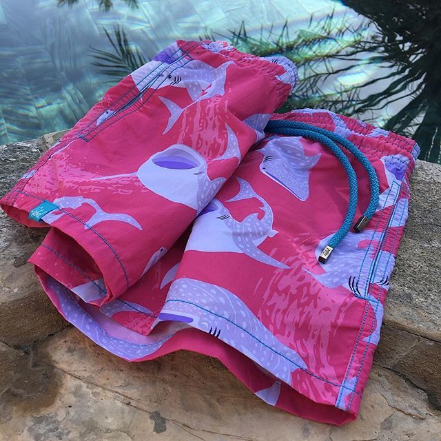 A beautiful day by the pool! Summer is coming & what better way to get a jump on it than with a pair of our Rebel Swim Whale shark beach shorts - designed to protect the largest fish in the sea! #poolside #MyRebelSwims #whaleshark  Get your pair: www.rebelswim.com