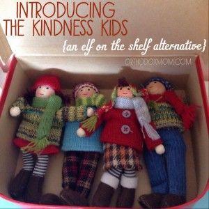 Kindness elf blog