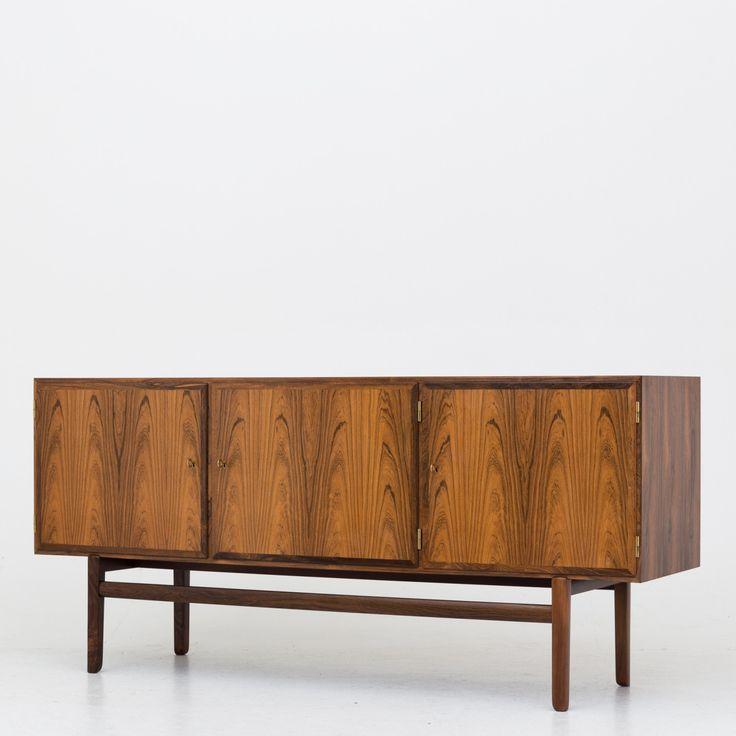 """Rungstedlund"" sideboard in rosewood"