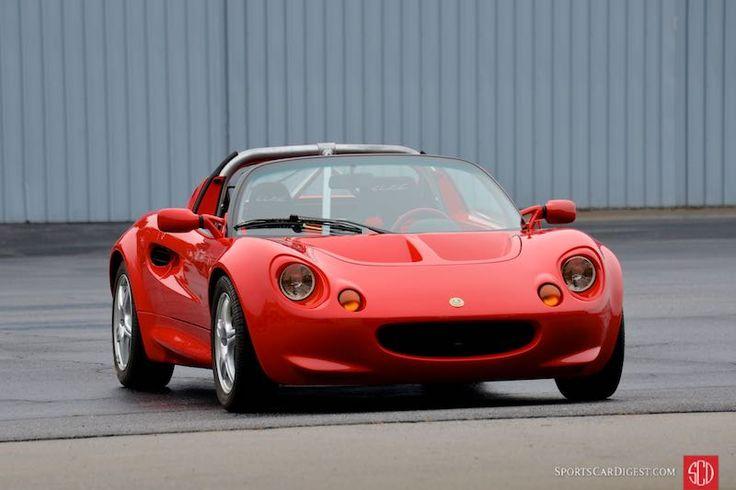 1998 Lotus Elise Sport 190