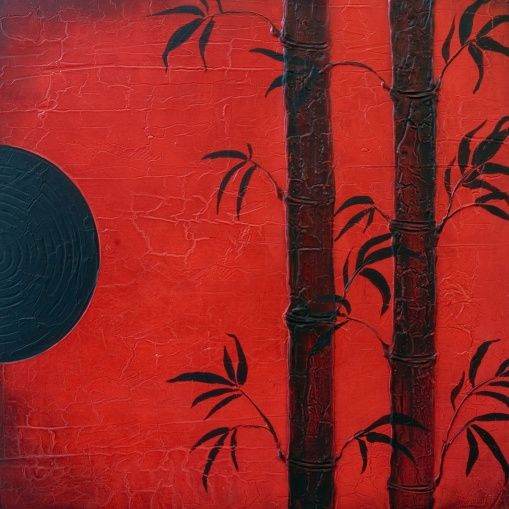 Bamboo Painting - photo-wallpaper