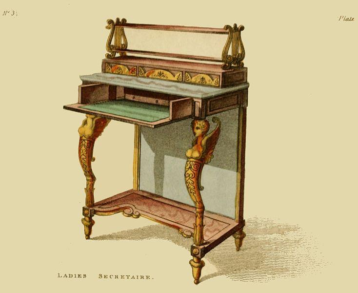 284 best images about regency furniture on pinterest for Furniture definition