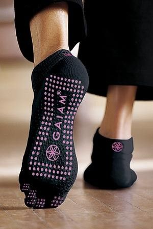 Trend Alert: Yoga Socks!!!!!! guess what I found for the mattapotomus!!!!!!!