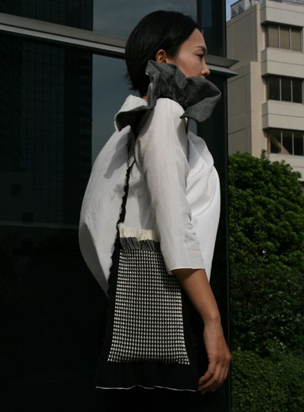 instant products designed by Studio Samira Boon | collection waffle bag.