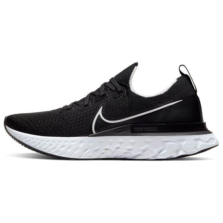 Nike Mens React Infinity Run Flyknit Running Shoes In 2020 Nike Running Shoes For Men Nike Free Shoes