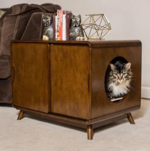 Deskripsi Nakas Rumah Kucing Minimalis   Rumah Kucingdiatas adalah salah satu produk terbaru dari perusahaan kita, yang sengaja kita produksi untuk para pe