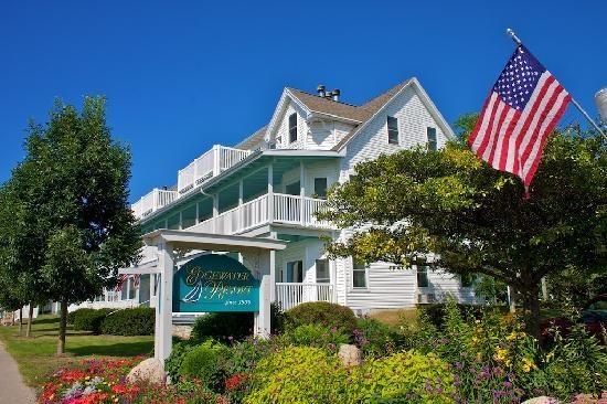 Door County Edgewater Resort In Ephraim Wi