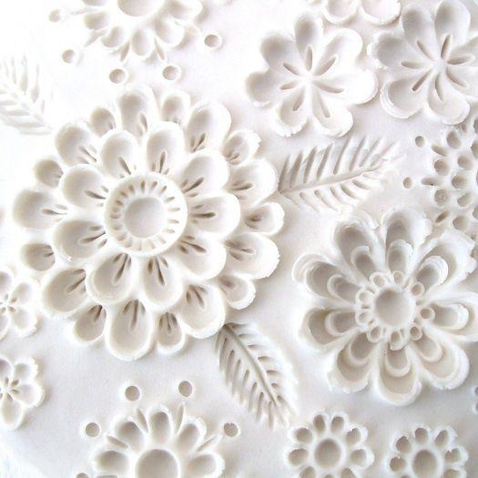 idea for cornstarch clay